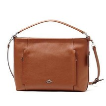 COACH SCOUT BROWN HOBO BAG - $197.01