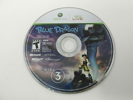 Microsoft Xbox 360 Blue Dragon Disc 3 ONLY (GAME ONLY, Used, 2007) - $7.91