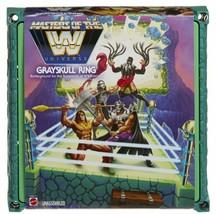 NEW SEALED Mattel WWE Masters of the Universe Grayskull Wrestling Ring - $29.69