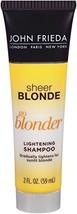 John Frieda Sheer Blonde Go Blonder Lightening Shampoo, 2 Ounce (Pack of 24) - $75.47