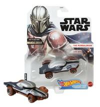 Hot Wheels Star Wars The Mandalorian Character Cars Mint on Card - $11.88
