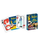 The Beatles Yellow Submarine Movie Photo Playing Cards NEW SEALED - $9.74