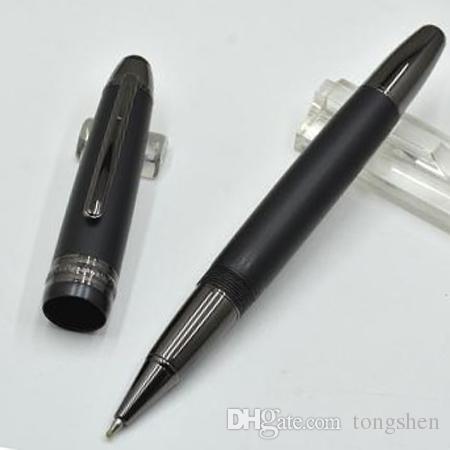 Mount roller ball pen matte black luxury