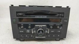 2010-2011 Honda Cr-v Am Fm Cd Player Radio Receiver 54606 - $326.50