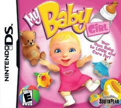 My Baby Girl - Nintendo DS [video game] - $14.85