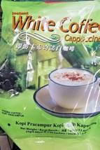 GOLD CHOICE INSTANT WHITE COFFEE CAPUCCINO PREMIX COFFEE☕ - $17.82