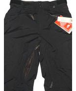 North Face Monte Cargo Pants Mens Snowboard Ski 18k Waterproof Black S - $140.41
