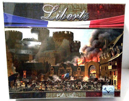 *New* Liberte Matt Wall Paris Fire Board  Game -- Factory Sealed!!  - $37.23