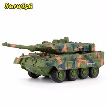 Creative Toy Magic Prestige 8020 RC Panzer Tank Remote Control Tank Car ... - $29.40
