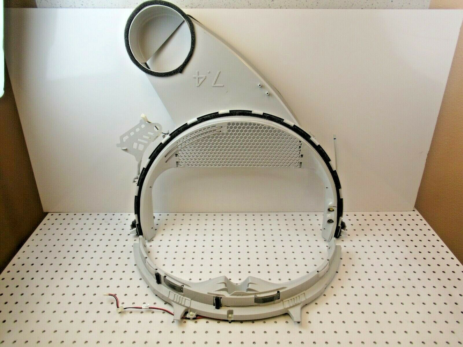 GE Dryer Trap Duct w/Bearing Top WE03X23875 WE16X29472 WE16X29473 WE03X23956 - $98.95