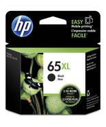 HP 65XL Black High Yield Original Ink Cartridge (N9K04AN) - $36.99