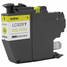 Brother LC3029Y Magenta Super High Yield Ink Cartridge for MFC-J5830DW J... - $33.12