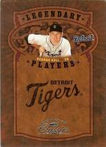 2005 donruss detroit tigers george kell serial 406/800 - $2.50
