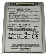 Replacement Hard drive disk for ipod classic 5 5g 5th gen 60GB A1136 MK6... - $72.51