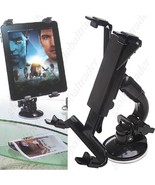 Swivel Car Mount Holder Stand Console for iPad Tablet PC - $25.90