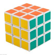 Shengshou 3x3x3 Multi colored Puzzle magic square cube Toy for Kids New - $12.34