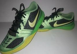 NIKE Kids GS KB Kobe Bryant Mentality Basketball Shoes 705387-001 Size 6... - $10.40