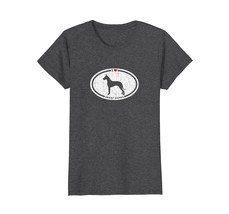 I Heart Great Danes T-Shirt for Dog Lovers - $19.99+