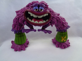Disney Pixar Monsters University Art Heavy PVC Poseable Action Figure - $3.91