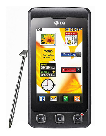 Primary image for LG KP500 Cookie GSM Quadband Phone (Unlocked) Black CELL PHONES ON SALE NOW