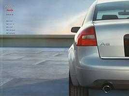 2003 Audi A6 S6 brochure catalog 03 US 2.7T 3.0 4.2 quattro - $10.00