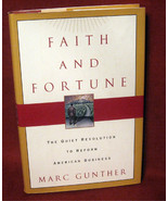 Faith and Fortune Marc Gunther Quiet Revolution to reform American Business - $9.94