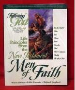 Following God Life Principles Men Faith New Testament Barber Rasnake FRE... - $12.54