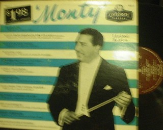 Mantovani and his Orchestra - 'Monty' - London MS 1