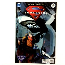 Adventures of Supergirl #4 DC 2016 NM- Based on TV Series  - $3.91