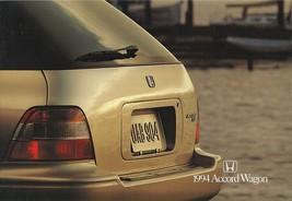 1994 Honda ACCORD WAGON sales brochure catalog US 94 LX EX - $9.00