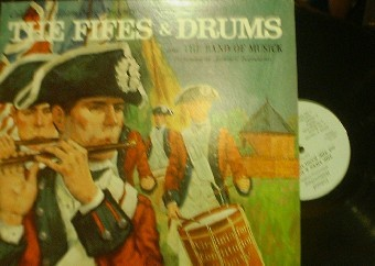 626 the band of musick and the fifes and drums