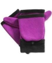 Isotoner Signature Sport Knit Flip-Top Glove (Fuchsia) - $20.76