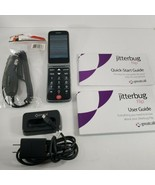 GreatCall Jitterbug Flip Easy-to-Use Cell Phone - Graphite w/ accessorie... - $39.60