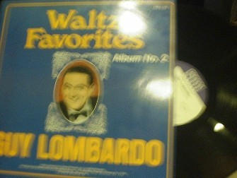 Guy Lombardo - Waltz Favorites Albums 1 & 2 - SMI 1-108 & 10