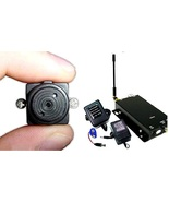 Wireless Spy Nanny Mini Micro security hidden secret covert Camera full ... - $39.99