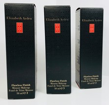 Elizabeth Arden Flawless Finish Mousse Makeup 50 ML Choose Shade Tester New - $3.74+