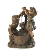 Bronze Look Fun and Play Outdoor Water Fountain - $170.00