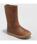 Toddler Girls' Orabel Fashion Boots - Cat & Jack™ Brown 5 - $9.50