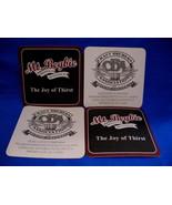 Mt. Begbie Brewing Revelstoke BC. Beer Drink Coasters Set 4 - $4.99