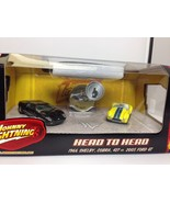 Johnny Lightning 1/64 Head to Head 2 car set 1966 Shelby Cobra 427 2005 ... - $14.95