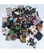 Mega Bloks Lot 15 Pounds Pirates Of The Caribbean Bricks Huge Pieces Min... - $89.99