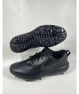 NEW Nike Roshe G Tour Golf Shoes ALL BLACK AR5582-007 WOMENS Size 8.5 - $49.95