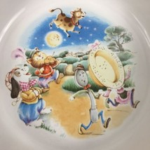 VTG 1984 AVON Child's Bowl Nursery Rhyme Hey Diddle Diddle Cat And The F... - $9.45