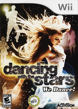 Dancing With the Stars: We Dance (Nintendo Wii, 2008) - $4.51