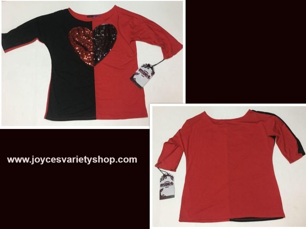 Studio heart 2x shirt web collage