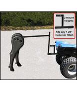 Team Roping High Point Heeler Plastic Legs Rope Rodeo Dummy Steer ATV Hi... - $155.00