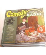 COMEDY FROM THE GOLDEN AGE OF RADIO 19 AUDIO CASSETTES - $12.00