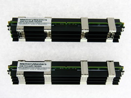 4GB 2X2GB Apple Mac Pro 2008 3,1 800MHz Entièrement Bouffée Mémoire RAM