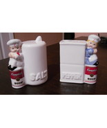 Campbell's Collector Edition Kitchen Satl & Pepper Shaker - $14.99