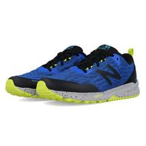 New Balance Herren Nitrel V3 Trail Lightweightrunning Schuhe Blau/Schwarze - $102.01